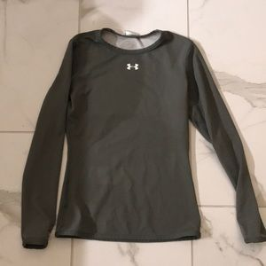 Under Armour reversible cold gear long sleeve